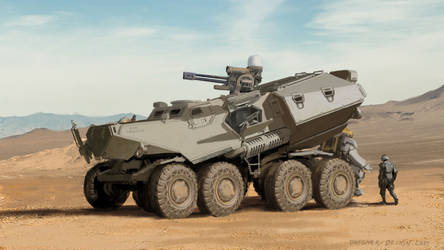 M803 Heavy Infantry Carrier
