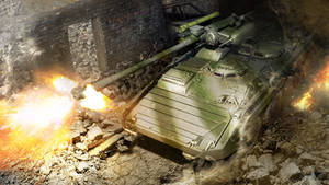 BTR-20U Infantry Support Vehicle