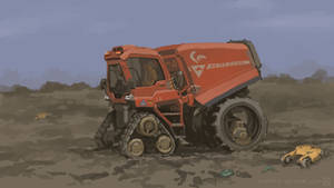 Agricultural Control Tractor