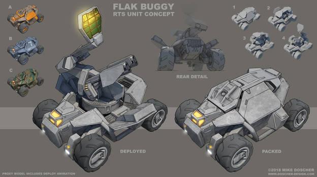 Flak Buggy Concept