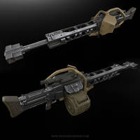 Anti Mecha Rifle