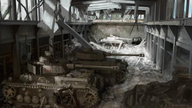 Tank Factory Level