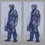 Aircrew Frag Suit