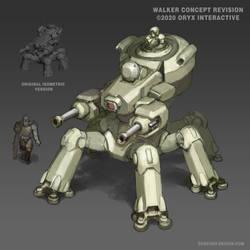 Walker Concept Revision