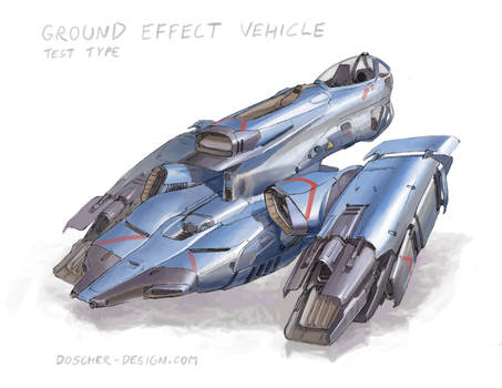 Ground Effect Vehicle