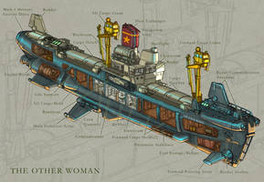 The Other Woman - Cutaway by MikeDoscher