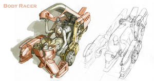 Body Racer Concept