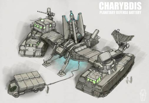 Charybdis Battery