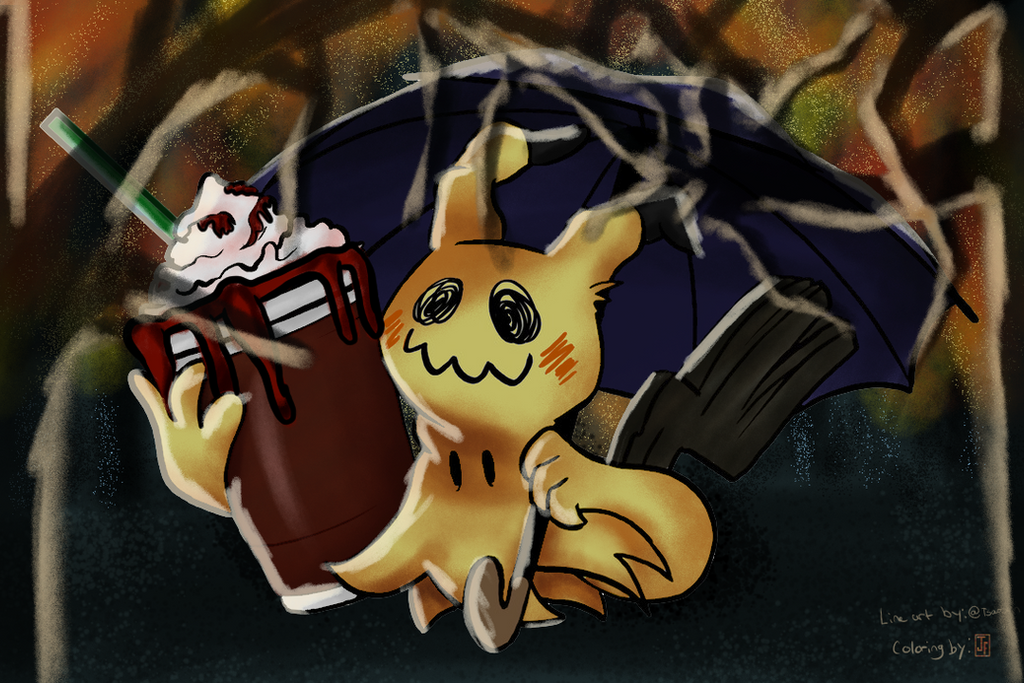 Tsaoshin: Draw Along- Mimikkyu: count FRAPula! by fuzzylilly2