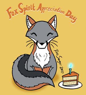 Fox Spirit Appreciation Day