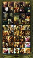 A Loki x Sigyn Collage Part 2