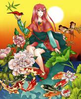 Hideko by feat-outsider