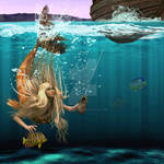 Mermaid to the Rescue