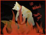 Fiery Dance *100 watchers celebration*