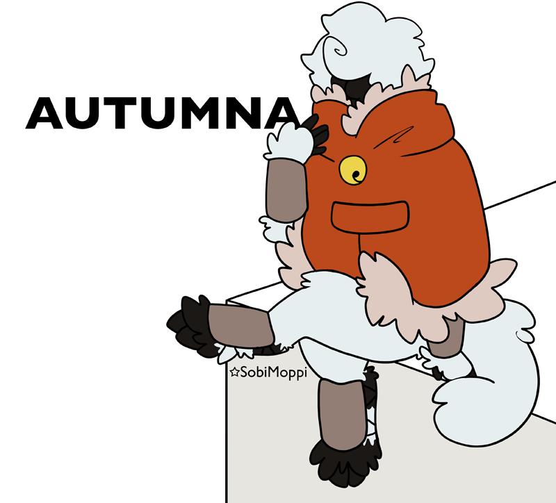 OC-tober #3 - Autumna