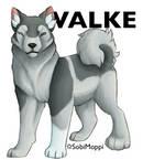 OC-tober #4 - Valke