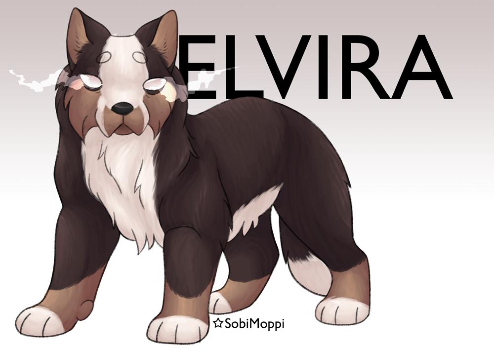 OC-tober #11 - Elvira