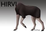 OC-tober #13 - Hirvi