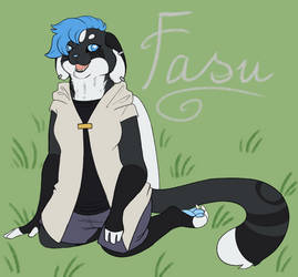 Fasu did an oopsie by SobiMoppi