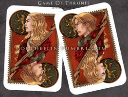 Lannisters Card