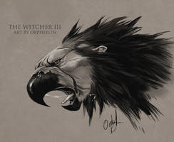 The Witcher III Royal Griffin