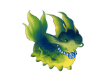 Kaimana the Sea Dragon