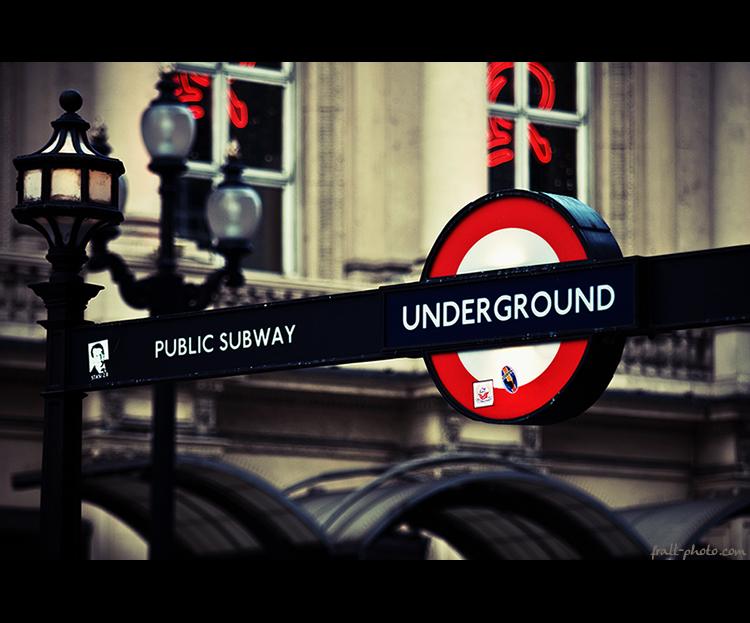 underground by Frall