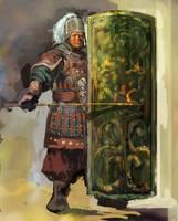 guard by Hanjianhao