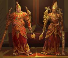 Bodhisattva by Hanjianhao