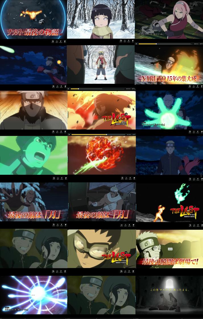 Naruto the last pics by dmv096