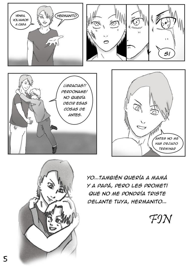 Amor de hermano 5 by dmv096