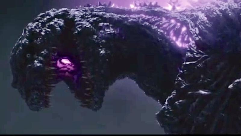 Godzilla Resurgence Atomic Breath. by Godzillaplier on ...