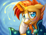 Sunburst - the professional wizard by Z-N-K