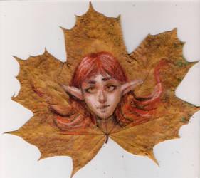Autumn sprite by Z-N-K