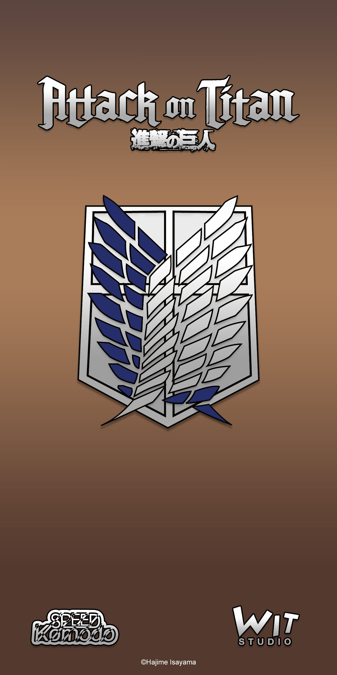 Attack On Titan Scouting Legion Wallpaper By Speedkomodo On Deviantart
