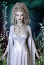 The White Sorceress I