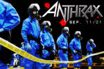 Anthrax Artwok by megadiego