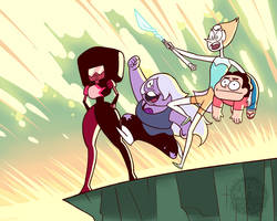 Steven Universe by aquanut