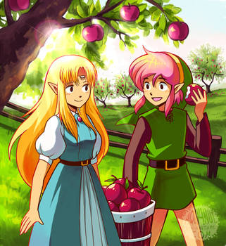 it's a good harvest this year by aquanut