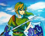 Link - Legend of Zelda: Skyward Sword