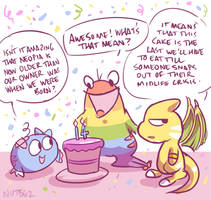 neopets: thanks for the memories by aquanut