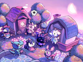 ACNL - Trick or Treat!