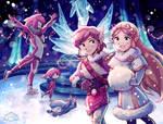 Merry Christmas, Zora's Domain