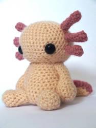Axolotl by MaffersToys