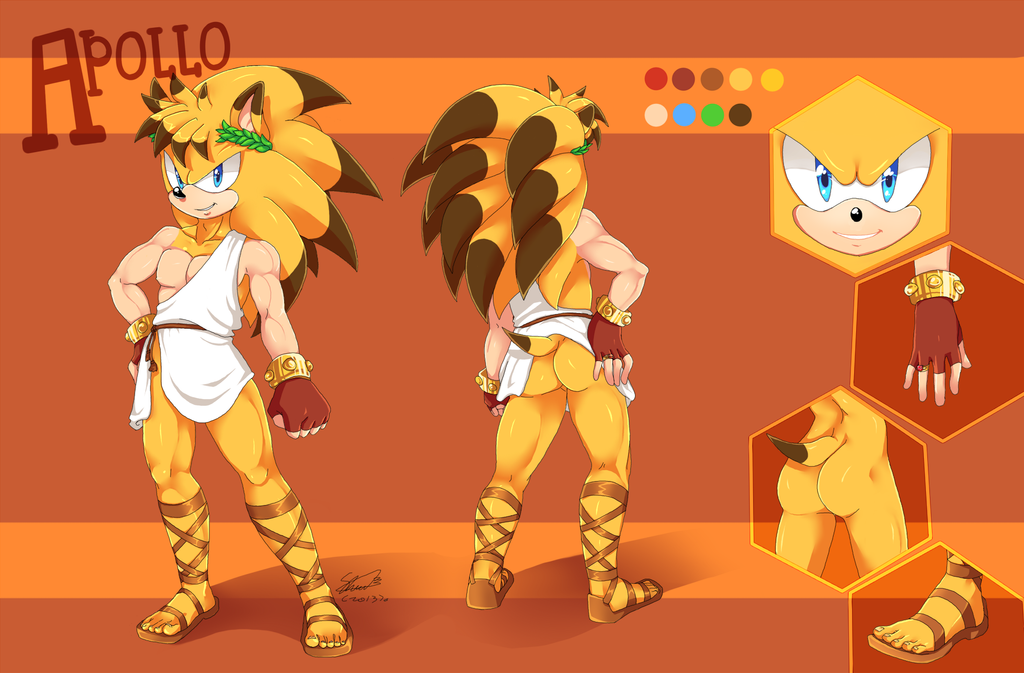 Apollo Reference Sheet by Megasonic20