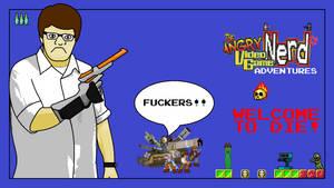 AVGN Adventures Title Screen
