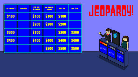 Jeopardy! Title Screen by FreeNintendo21