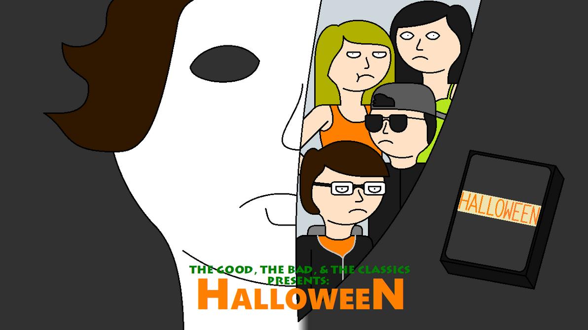 Halloween Title Screen by FreeNintendo21