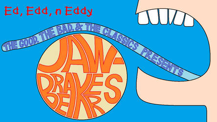 Ed, Edd, n Eddy Jawbreakers Title Screen by FreeNintendo21