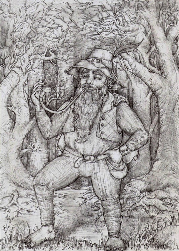 Tom Bombadil by lomehir
